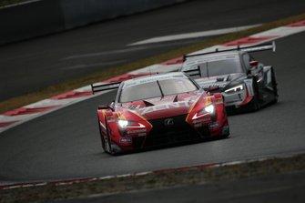 Hiroaki Ishiura, Lexus Team Cerumo Lexus LC500