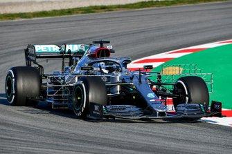 Valtteri Bottas, Mercedes F1 W11