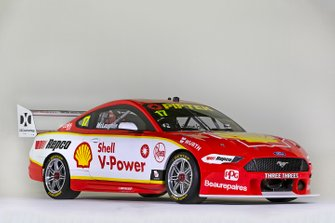 Scott McLaughlin, DJR Team Penske's livery