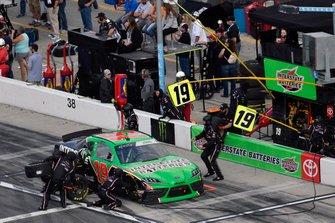 Brandon Jones, Joe Gibbs Racing, Toyota Supra Interstate Batteries