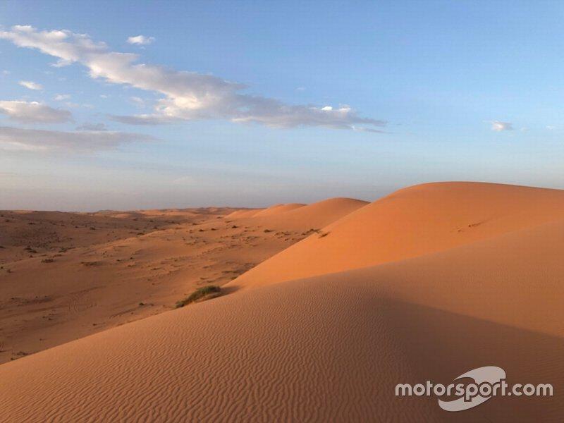 Etapa 6 (10 de enero): Ha'il-Riad (830 km, de los cuales 478 son cronometrados)