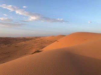 Reconocimientos del Dakar 2020