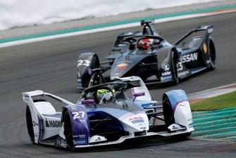 Alexander Sims, BMW I Andretti Motorsports, BMW iFE.20 Sébastien Buemi, Nissan e.Dams, Nissan IMO2