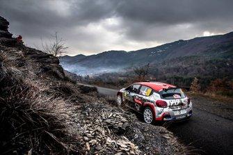 Mads Ostberg, Torstein Eriksen, Citroen C3 R5, Rallye Monte Carlo, WRC