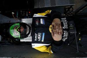 JDC-Miller Motorsports crew member