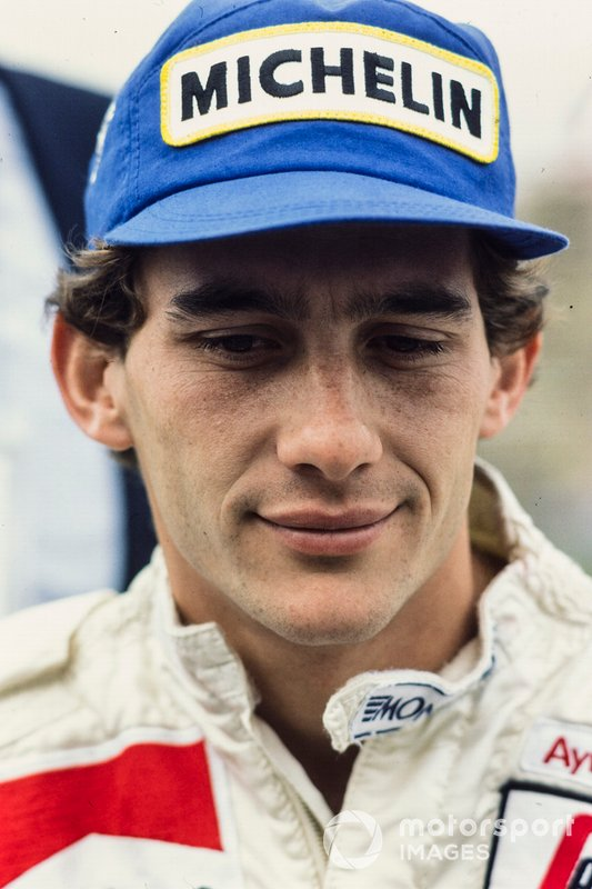 Zandvoort 1984: Een peinzende Ayrton Senna