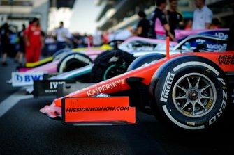 Ferrari SF90, Mercedes AMG F1, Racing Point, Renault F1 Team R.S.19