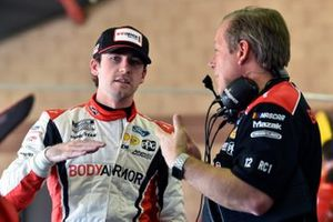 Ryan Blaney, Team Penske, Ford Mustang BodyArmor and Todd Gordon