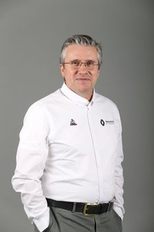 Pat Fry, Renault F1 Team Technical Director (Chassis)