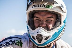 #18 BAS Dakar KTM Racing Team: Ross Branch