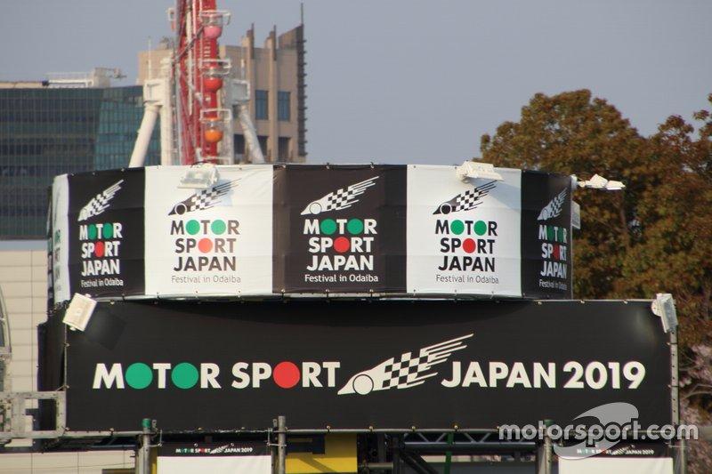 Motorsport Japan Festival in Odaiba 2019