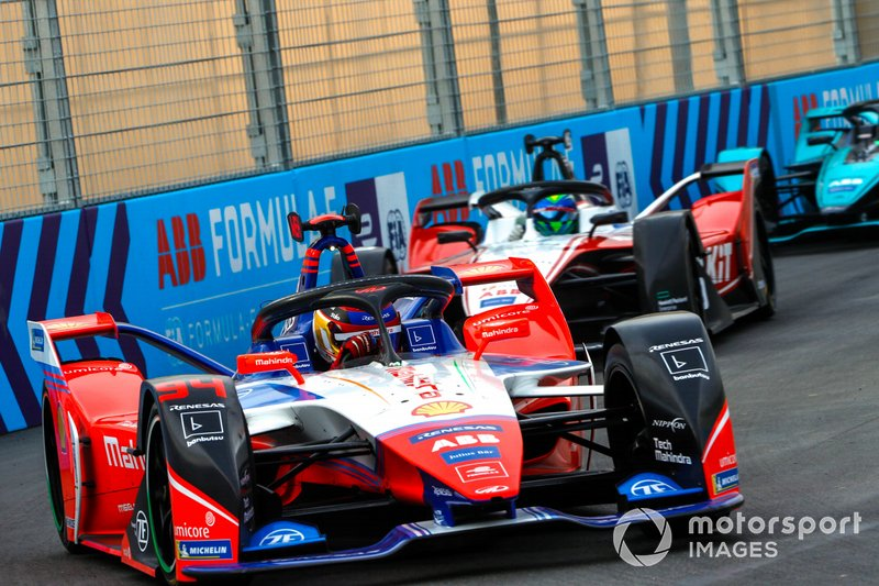 Pascal Wehrlein, Mahindra Racing, M6Electro Felipe Massa, Venturi, EQ Silver Arrow 01