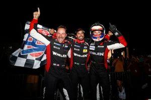 Yarış galibi #31 Action Express Racing Cadillac DPi: Felipe Nasr, Eric Curran, Pipo Derani