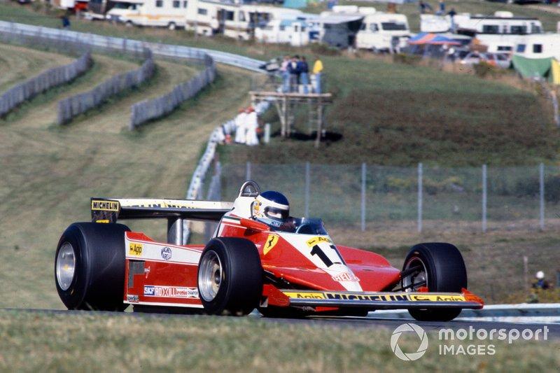 Ferrari 312T3 - 4 victorias