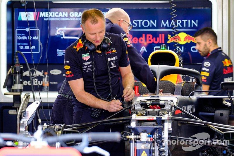 Ole Shack, Red Bull Racing