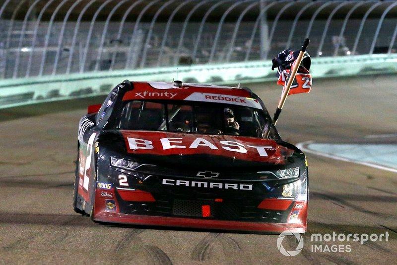 NASCAR Xfinity Series, fabricantes: Chevrolet