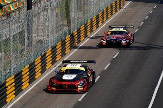 #97 Solite Indigo Racing Mercedes - AMG GT3: Roelof Bruins