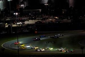 Night racing, #81 DragonSpeed USA ORECA LMP2 07, LMP2: Ben Hanley, Henrik Hedman, Colin Braun, Harrison Newey