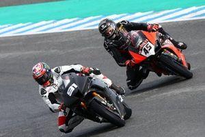 Leon Haslam, Team HRC, Scott Redding, Aruba.it Racing Ducati