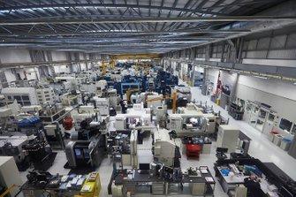 مصنع مرسيدس للمحركات في بريكسوورث