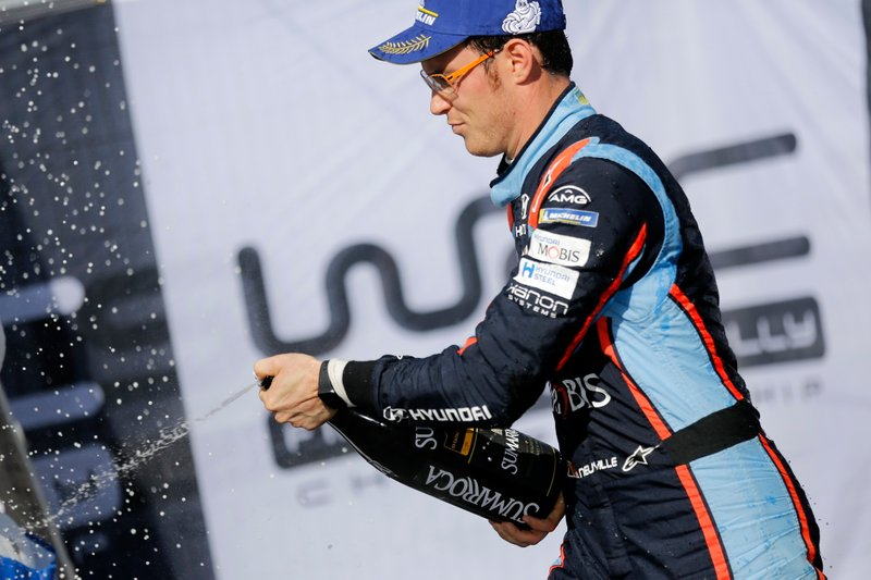 #11 Thierry Neuville, WRC