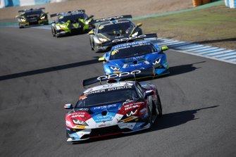 #66 Huracan Super Trofeo Evo, Micanek Motorsport ACCR: Josef Zaruba, Jakub Knoll
