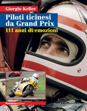 Piloti Ticinesi da Grand Prix, book cover