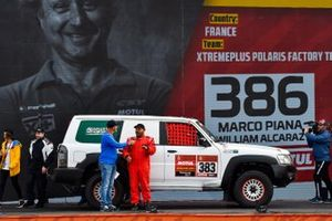 Салман Альшуммари и Сауд Нассер Альтамими, Nissan Patrol (№383)