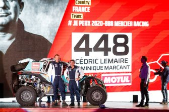#448 BBR Mercier Racing - Can Am: Cedric Lemaire, Dominique Marcant