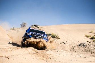 Эрик ван Лон и Себастьен Делоне, Overdrive Racing, Toyota Hilux Overdrive (№314)