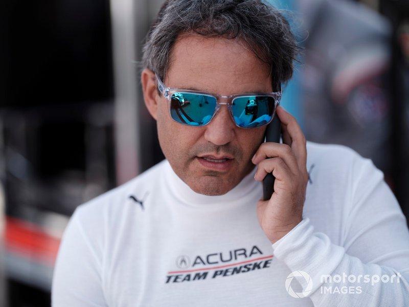 #6 Acura Team Penske Acura DPi, DPi: Juan Pablo Montoya,