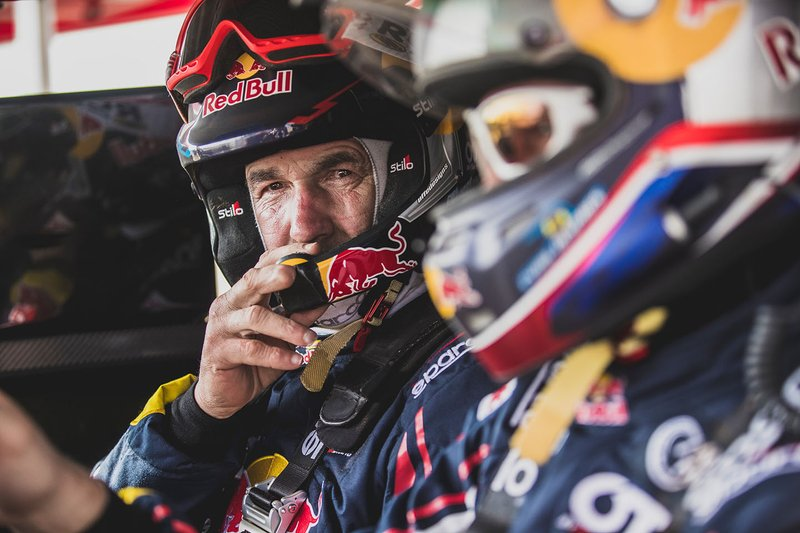 #403 Red Bull Off-Road Team USA OT3: Mike Horn