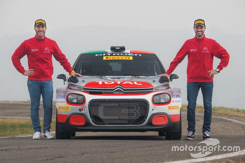 Andrea Crugnola, Pietro Elia Ometto, Citroën C3 R5