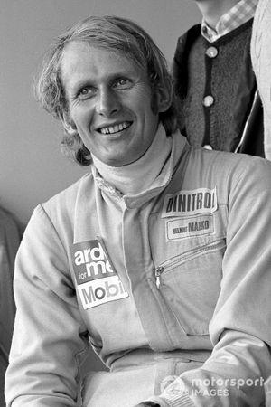 Helmut Marko, British Racing Motors P153