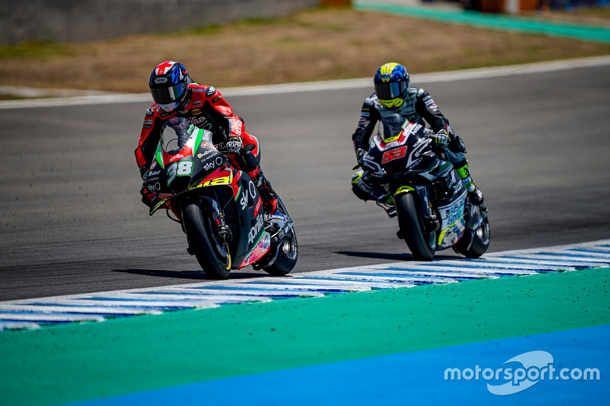 Bradley Smith, Aprilia Racing Team Gresini, Tito Rabat, Avintia Racing