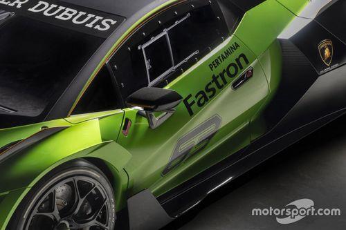 Presentazione Lamborghini Essenza SCV12