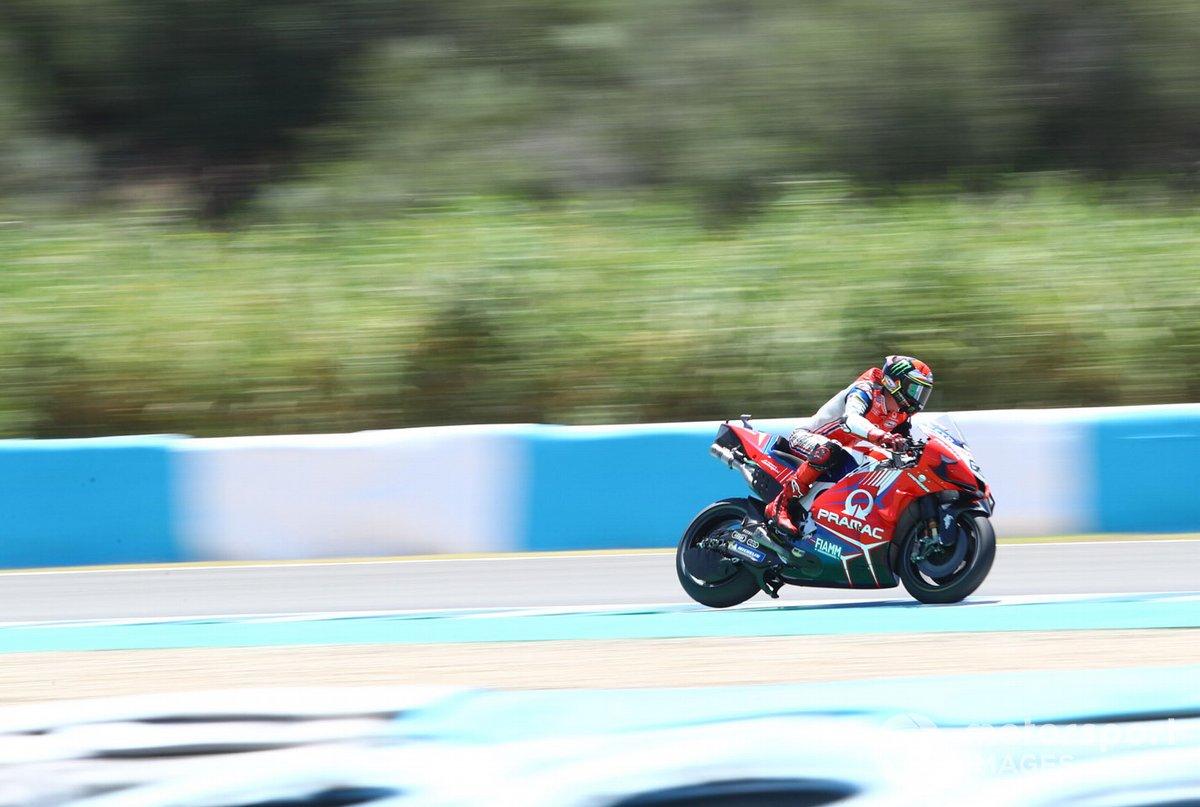 Francesco Bagnaia, Pramac Racing, Andalucia MotoGP 2020