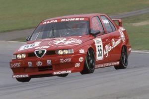 Gabriele Tarquini, Alfa Romeo 155 TS