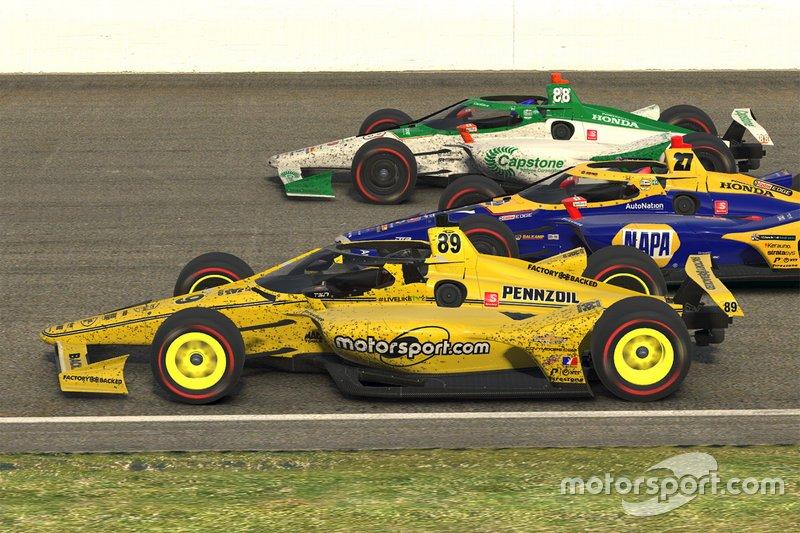 Uma saída encontrada pelos campeonatos durante esse período de paralisações foi a realização de eventos virtuais. Fórmula 1, Indy, NASCAR, MotoGP, entre outros, estão organizando campeonatos para animar os fãs nesse período de quarentena