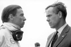 Jim Clark, Team Lotus, Keith Duckworth