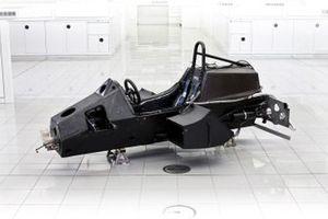 Monoscocca McLaren MP4/1