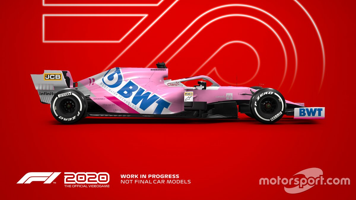 El Racing Point en F1 2020