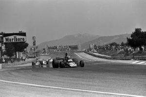 Jean-Pierre Jabouille, Tyrrell 007, Wilson Fittipaldi, Copersucar, Fittipaldi FD01