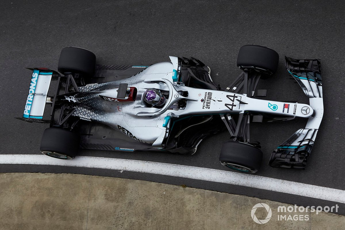 Mercedes AMG (W09)