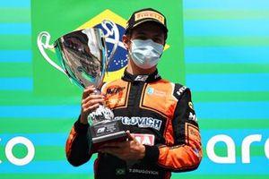 Winnaar Felipe Drugovich, MP Motorsport