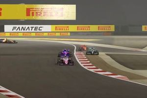 Виртуальный Гран При Бахрейна