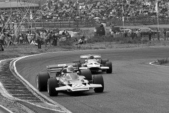 John Miles, Lotus 72C, John Surtees, Team Surtees, McLaren M7C