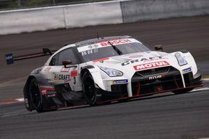 #3 NDDP Racing Nissan GT-R: Kohei Hirate, Katsumasa Chiyo