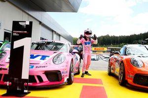 Race winner Dylan Pereira, BWT Lechner Racing