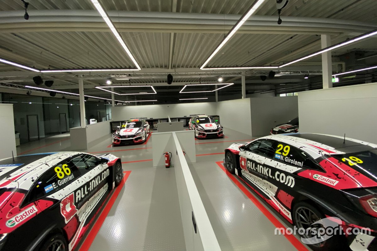 ALL-INKL.COM Münnich Motorsport, Honda Civic Type R TCR